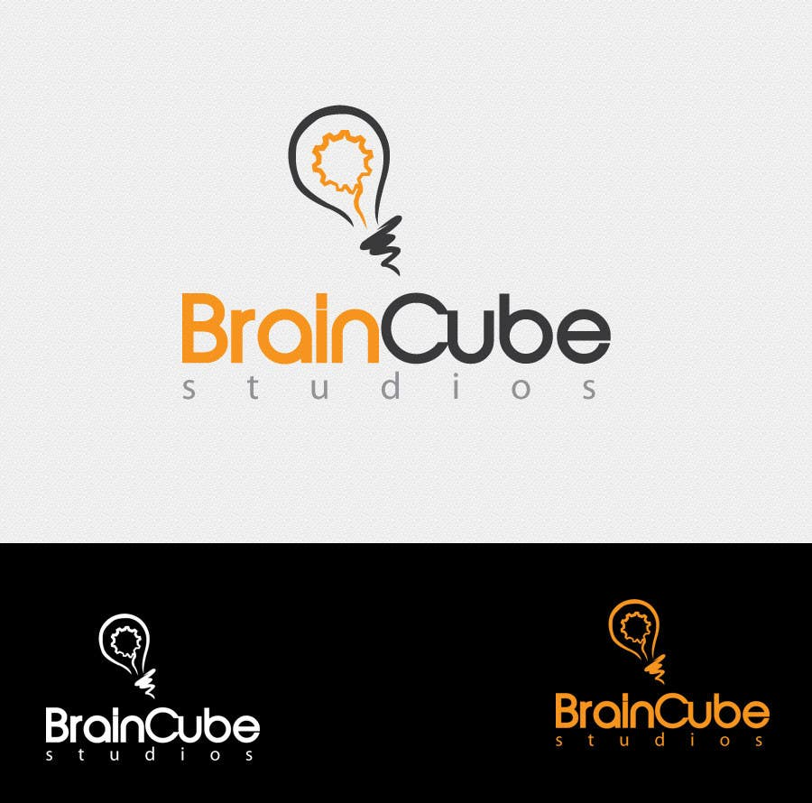 #147 for Design a Logo for BrainCube Studios by mmhbd