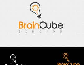 #147 para Design a Logo for BrainCube Studios por mmhbd