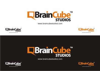 #142 for Design a Logo for BrainCube Studios by nirvannafamily