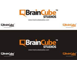 nº 142 pour Design a Logo for BrainCube Studios par nirvannafamily