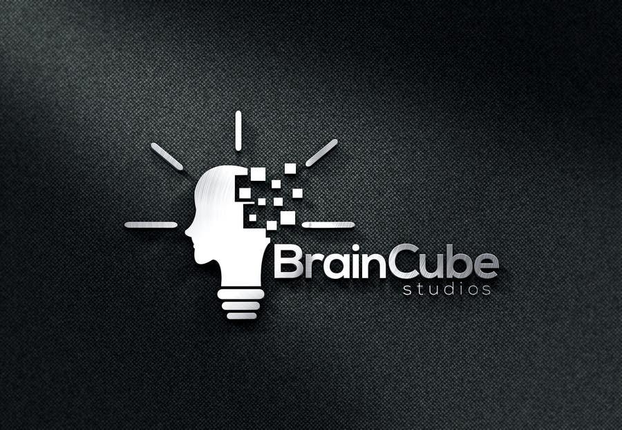 #135 for Design a Logo for BrainCube Studios by xdesign123