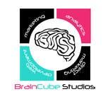Design a Logo for BrainCube Studios için Graphic Design43 No.lu Yarışma Girdisi