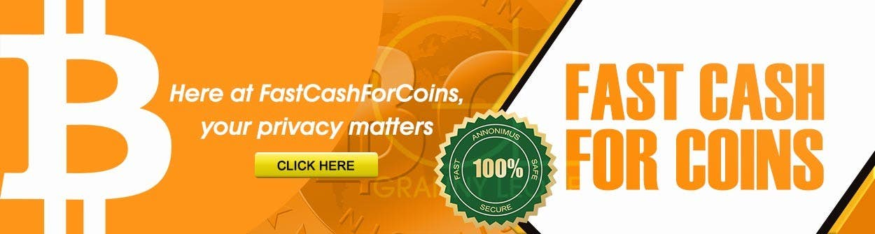 Contest Entry #3 for Design an Advertisement for Fast Cash For Coins
