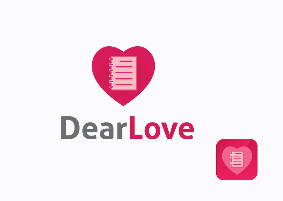 #9 for DearLove a mobile based application need a Logo by XpertgraphicD