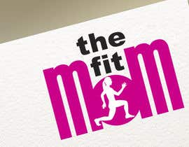 Nro 67 kilpailuun Logo Design - The Fit Mom Personal Training käyttäjältä GordonBeech