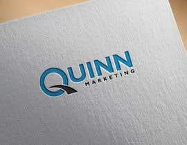 Nro 46 kilpailuun Quinn Marketing Logo Design käyttäjältä farzana1994