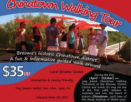 #24 untuk Design a Flyer for Broome Walks oleh authenticweb