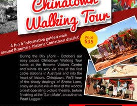 #11 untuk Design a Flyer for Broome Walks oleh wedesignvw