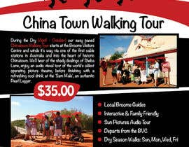 #1 untuk Design a Flyer for Broome Walks oleh ChrisMarsh250s