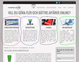#6 para I need some Graphic Design for a website por Ponchu