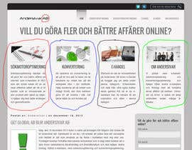 #7 para I need some Graphic Design for a website por Ponchu