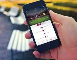 Nro 15 kilpailuun Design an App Mockup Football League app käyttäjältä Arteer
