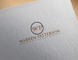 Nro 275 kilpailuun Update Logo for Warren Patterson Photography käyttäjältä mobarok8888