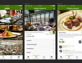 Nro 57 kilpailuun Design a mobile app UI käyttäjältä BuiNhatVi