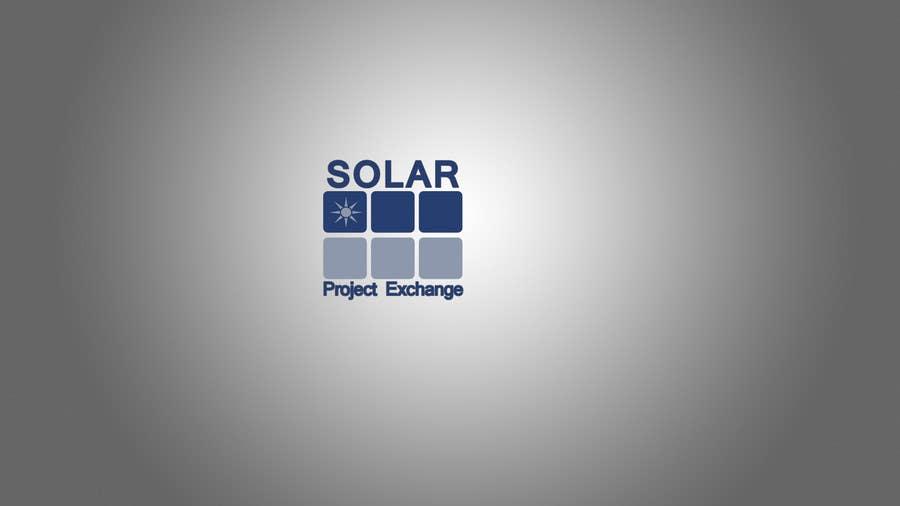 Penyertaan Peraduan #81 untuk Logo Design for Solar Project Exchange