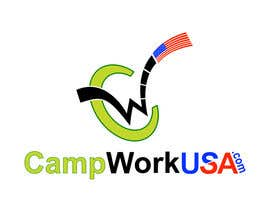 #69 for Design a Logo for CampWorkUSA.com by muyyed