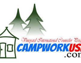matthewsabk tarafından Design a Logo for CampWorkUSA.com için no 87