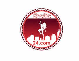 Nro 4 kilpailuun Design a logo for erotic articles shop erotik-city24.com käyttäjältä ivanajovanovicbl