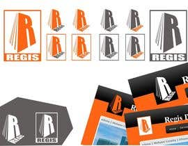 #94 para Logo Design for Regis por lovedesign90