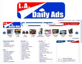 #43 for Design a Logo for L.A. DAILY ADS af davidliyung