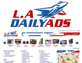 #39 for Design a Logo for L.A. DAILY ADS af texture605