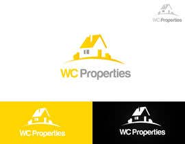 nº 54 pour Design a Logo for WC Properties par RohailKhann