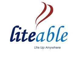 srikumar88 tarafından Design a Logo for liteable - the next big e-cig brand! için no 23