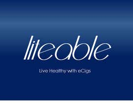 srikumar88 tarafından Design a Logo for liteable - the next big e-cig brand! için no 42