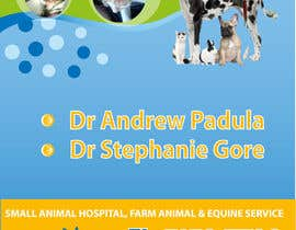 #9 para Graphic Design for Bairnsdale Animal Hospital por wantnewjob