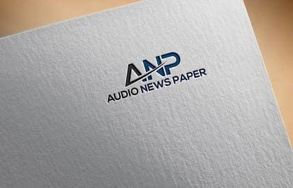 kulsumaktar11 tarafından Audio NewsPaper: Professional logo designer   Contest -- 1 için no 32
