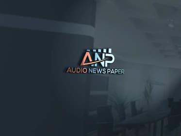 kulsumaktar11 tarafından Audio NewsPaper: Professional logo designer   Contest -- 1 için no 42