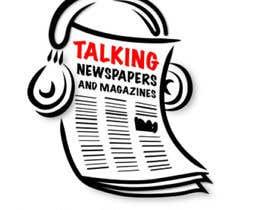 Nro 53 kilpailuun Audio NewsPaper: Professional logo designer   Contest -- 1 käyttäjältä majedbenayed