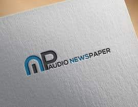 Nro 50 kilpailuun Audio NewsPaper: Professional logo designer   Contest -- 1 käyttäjältä ohab09