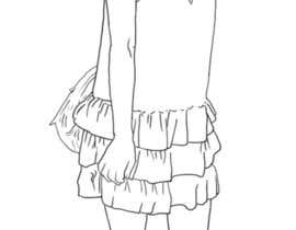 alballena tarafından Please change this photo into a fashion drawing/illustration. için no 28