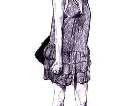 mackjyers tarafından Please change this photo into a fashion drawing/illustration. için no 27