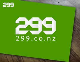 #89 for Design a Logo for 299.co.nz af mmhbd