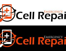 nº 56 pour Design a Logo for Cell Repair Company par harmonyinfotech