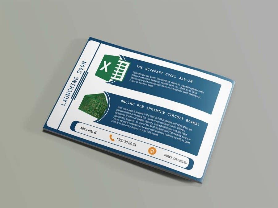 Konkurrenceindlæg #14 for Brochure / booklet -  Front & Back Page only