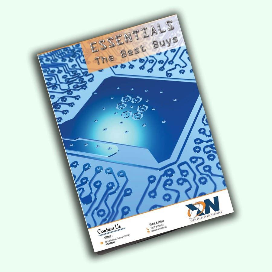 Konkurrenceindlæg #19 for Brochure / booklet -  Front & Back Page only