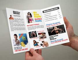 Nro 38 kilpailuun Design a Flyer käyttäjältä moucak