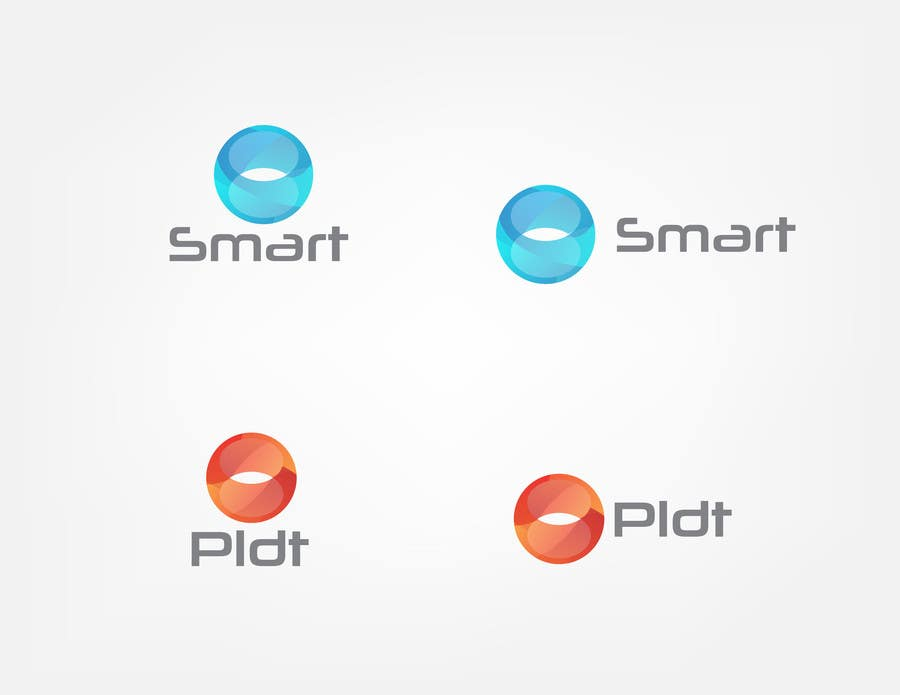 Konkurrenceindlæg #310 for Redesign SMART Communications & PLDT's Logos! #ANewerDay