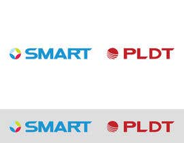 #284 for Redesign SMART Communications & PLDT's Logos! #ANewerDay af jicxer