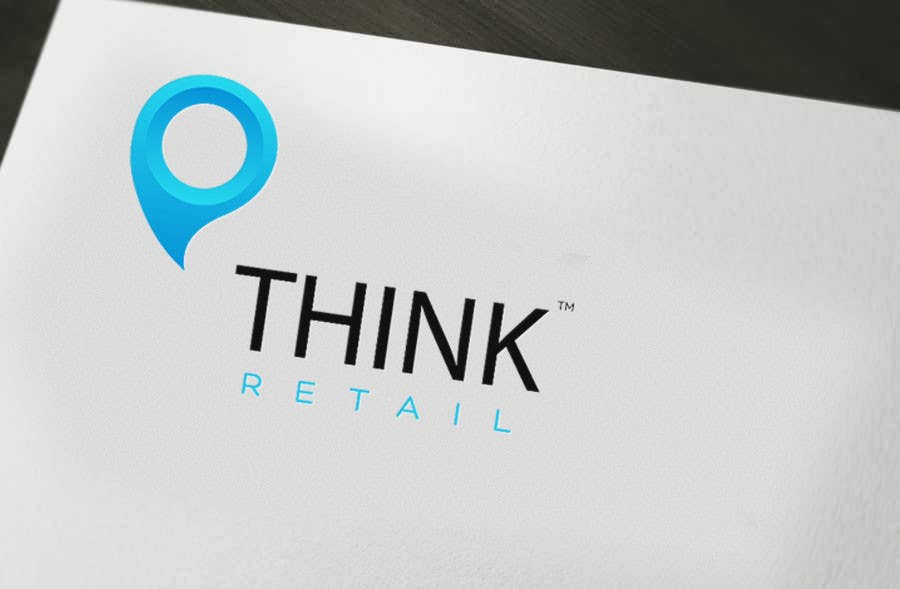 Contest Entry #643 for Design a Logo for Think Retail