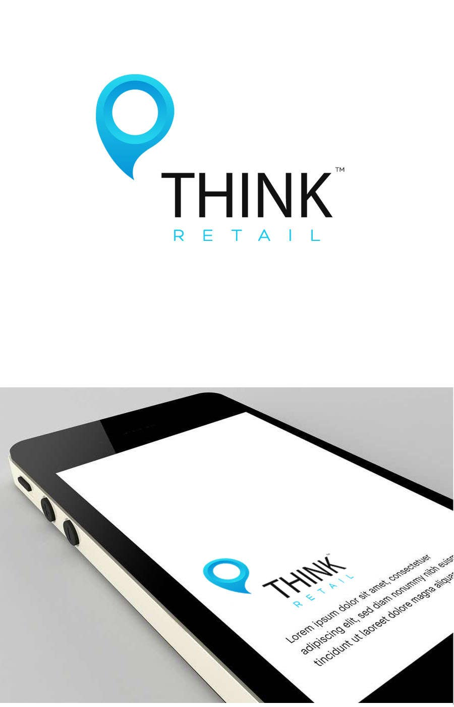 Contest Entry #651 for Design a Logo for Think Retail