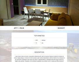 ClaudiaWind tarafından Design room amenities CSS template için no 3