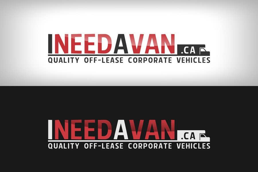 Конкурсная заявка №169 для Logo Design for ineedavan.ca