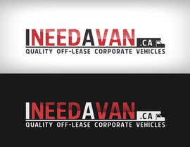 #169 for Logo Design for ineedavan.ca af Lozenger