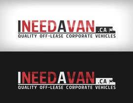 Nro 169 kilpailuun Logo Design for ineedavan.ca käyttäjältä Lozenger