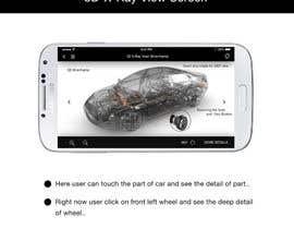 hitesh124 tarafından App Design - VR Museum Tour [Mobile] + Future Contract için no 17