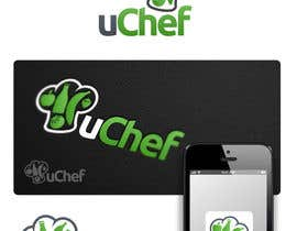 #63 for Design a Logo for uChef af HallidayBooks